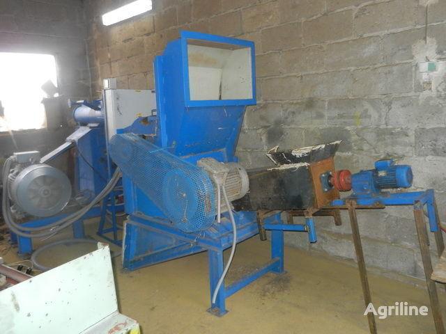 KOMPLETNA LINIA DO PRODUKCJI PELETU MP07 kereste fabrikası