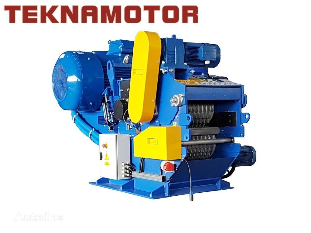 yeni TEKNAMOTOR Skorpion 500EB kereste fabrikası