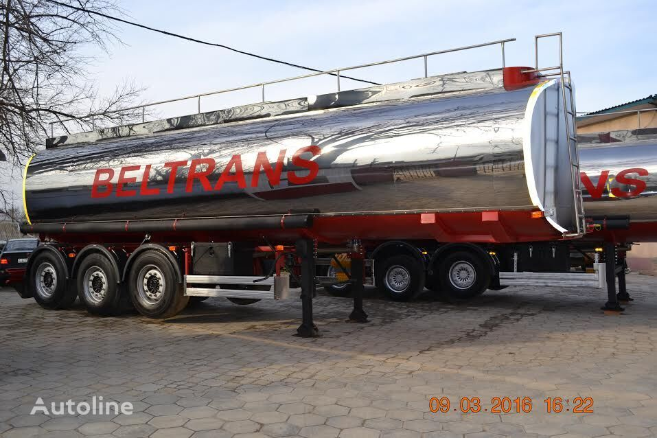 yeni Jeho 99983-01 kimyasal tanker römork