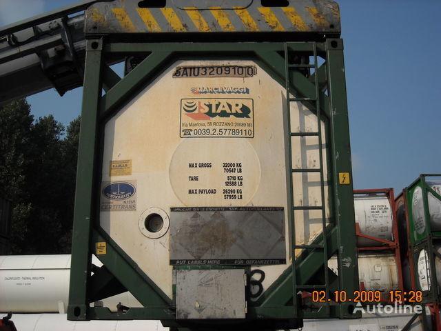 CPV 30 PIEDI L4BH multiscomparto kimyasal tanker