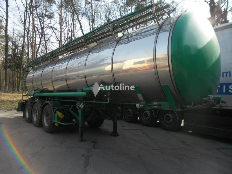 DROMECH LB4H kimyasal tanker