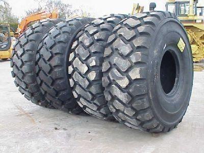 yeni Michelin 26.50- 25.00 ön yükleyici lastiği