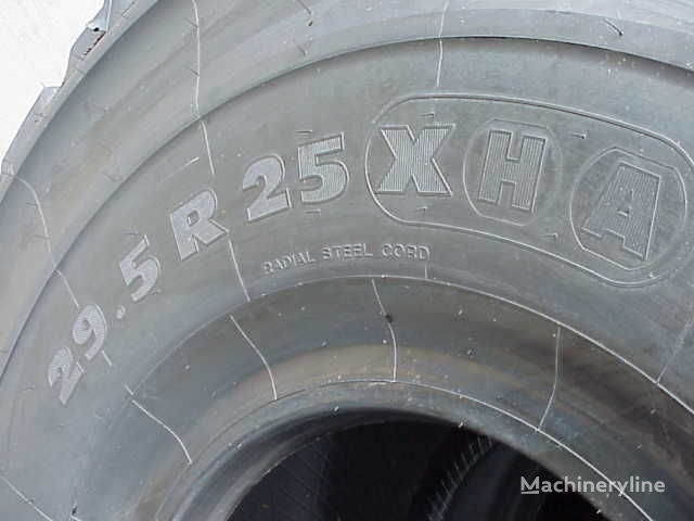 yeni Michelin 29.50- 25.00 ön yükleyici lastiği