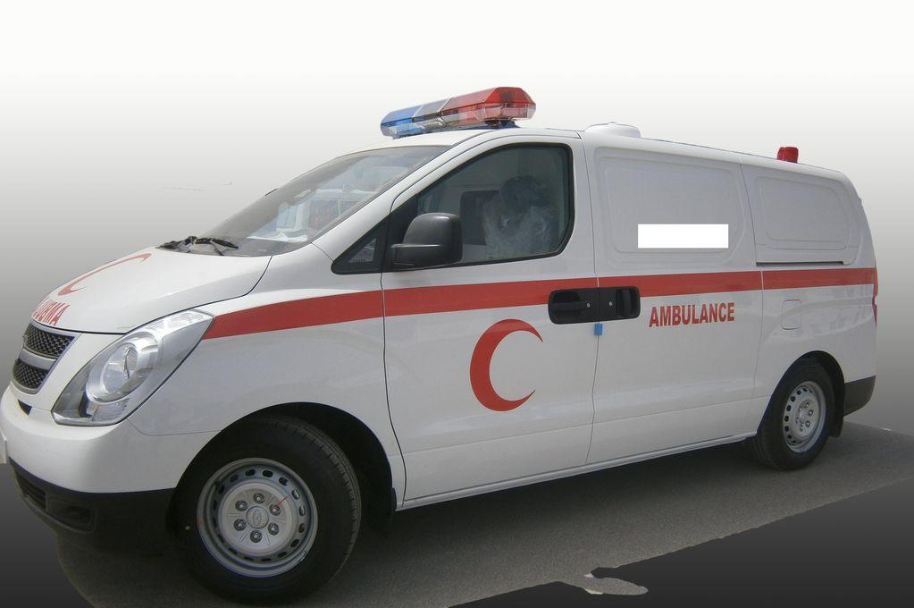 yeni HYUNDAI H1 Petrol minibüs ambulans aracı