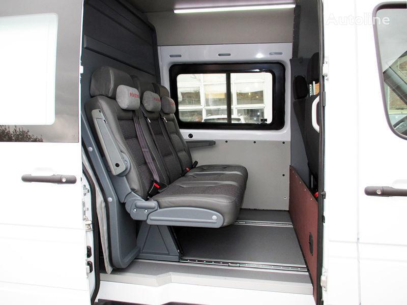 yeni MERCEDES-BENZ Sprinter minibüs yolcu ve yük
