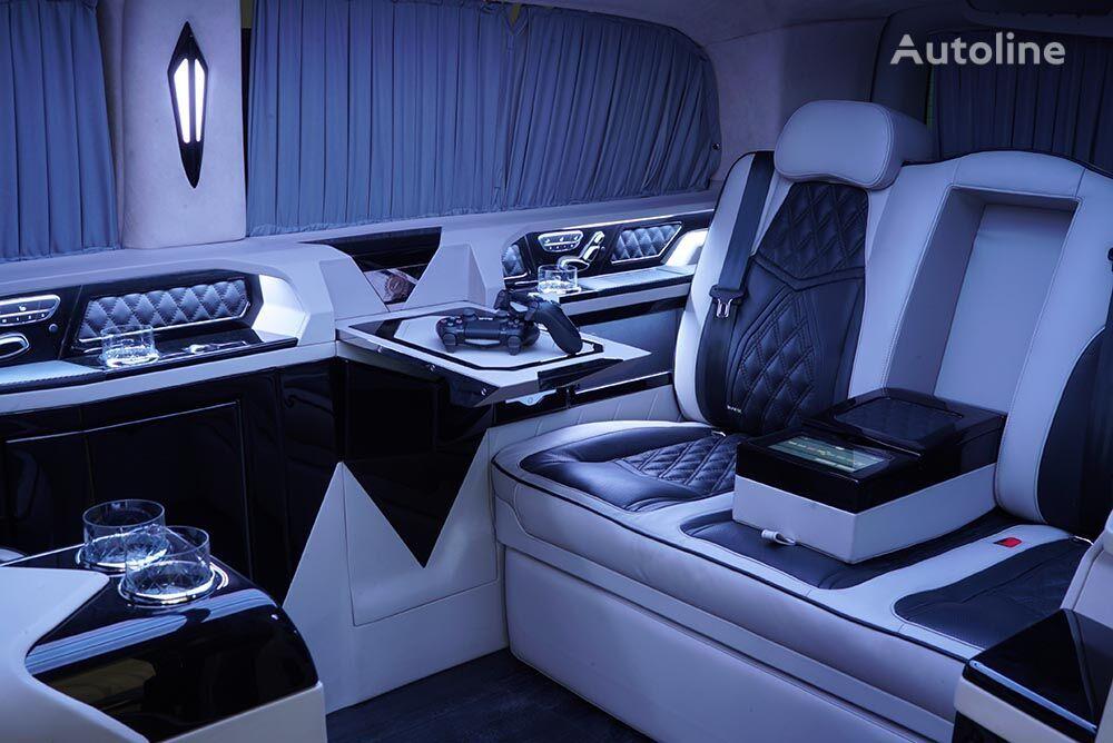 yeni MERCEDES-BENZ ERDUMAN ® | VIP VITO DeLuxe | CUSTOM  minibüs yolcu