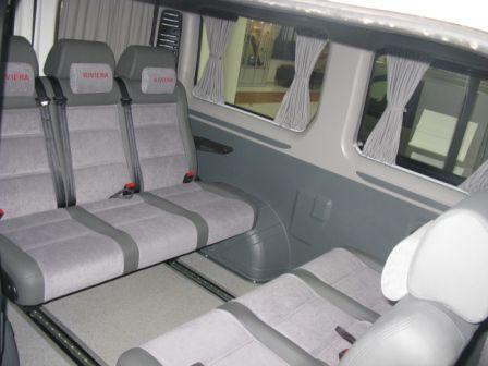 yeni PEUGEOT Boxer Tour Transformer minivan
