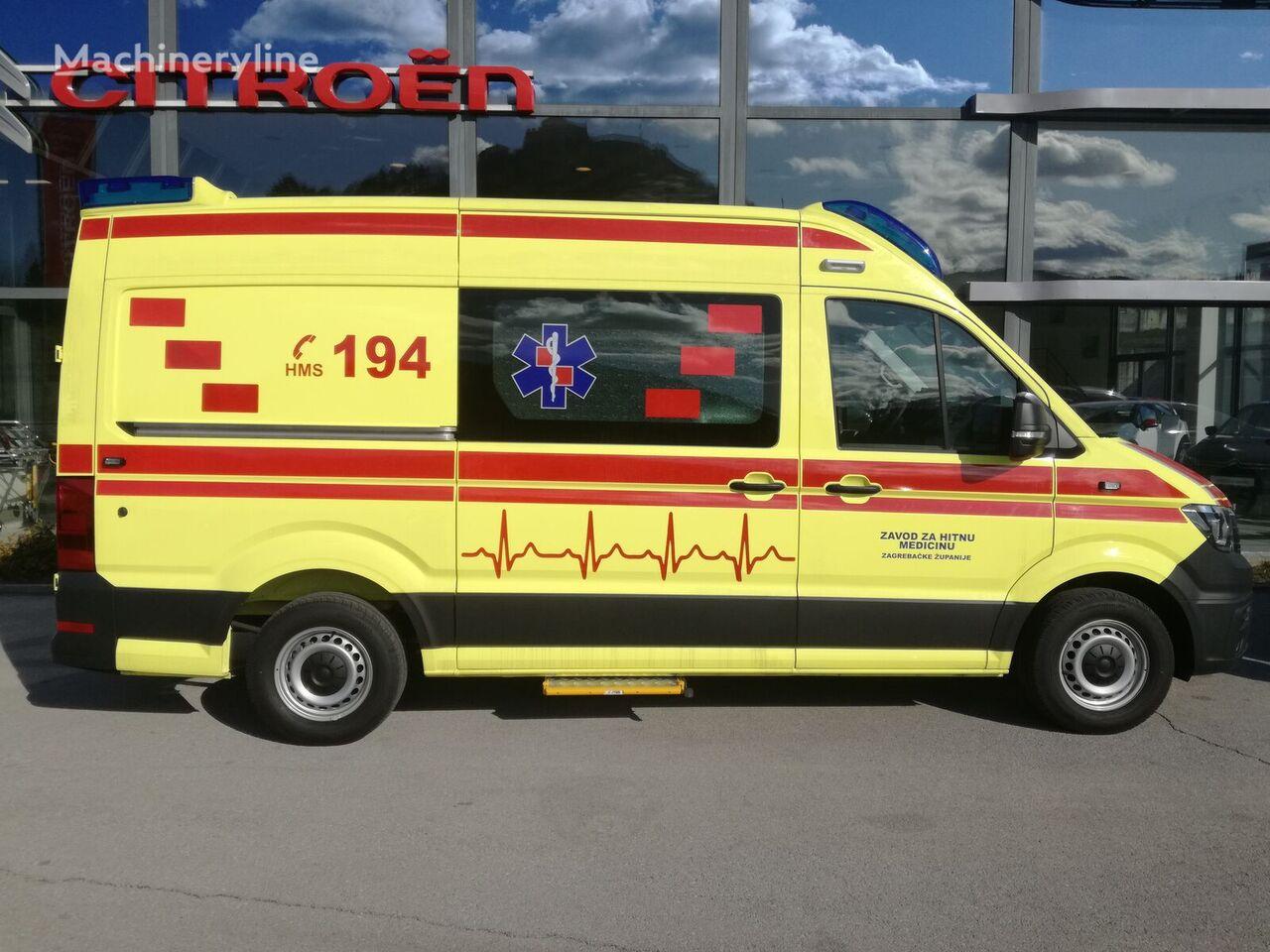 yeni VOLKSWAGEN Crafter L3H2 minibüs ambulans aracı