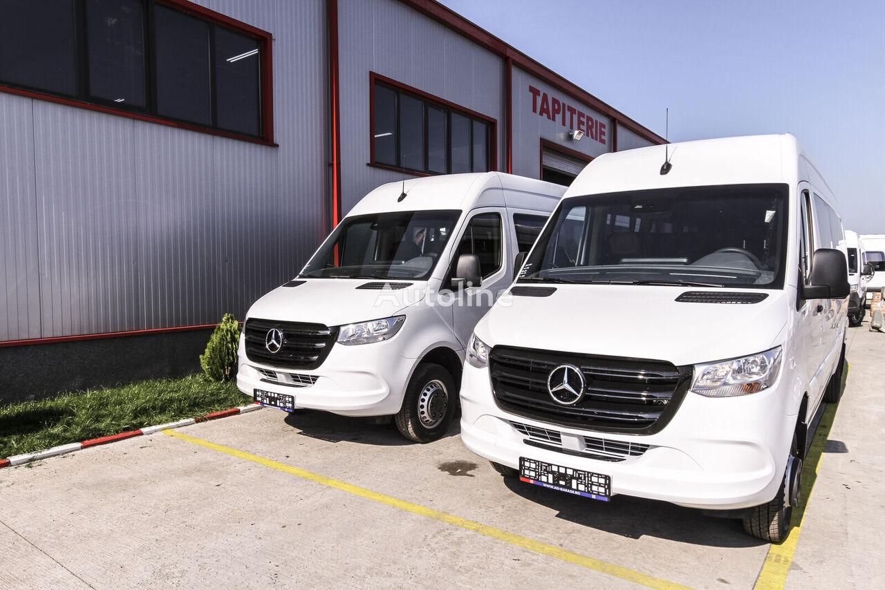 yeni MERCEDES-BENZ Idilis 519 19+1+1 * 5500kg * *COC* Ready for delivery minibüs yolcu