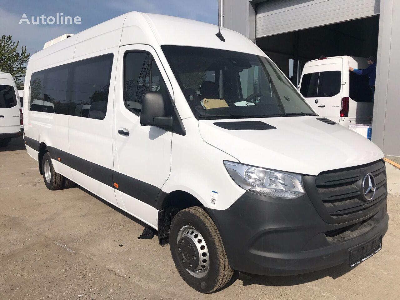 yeni MERCEDES-BENZ Sprinter 516 minibüs yolcu