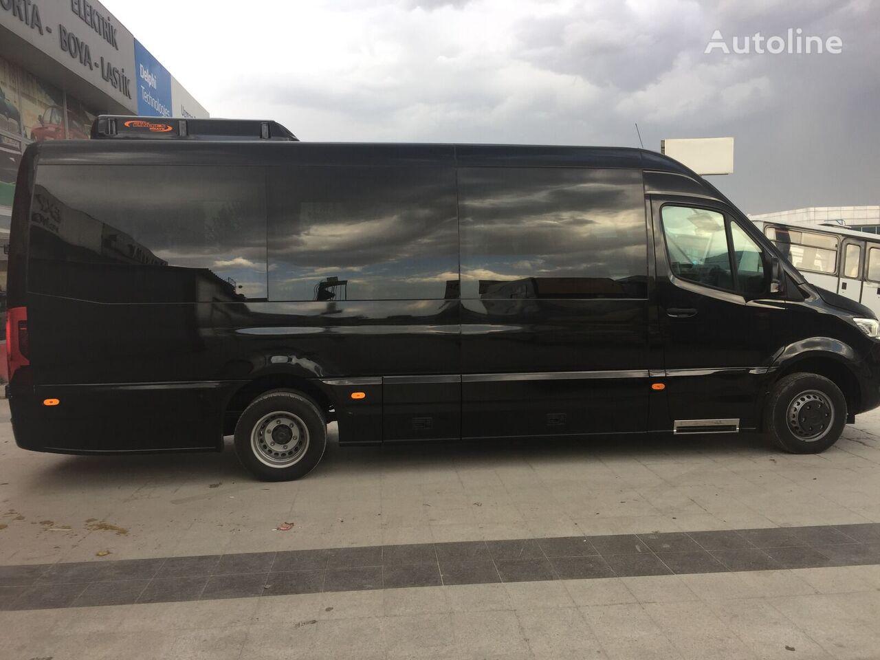 yeni MERCEDES-BENZ Sprinter 519 minibüs yolcu