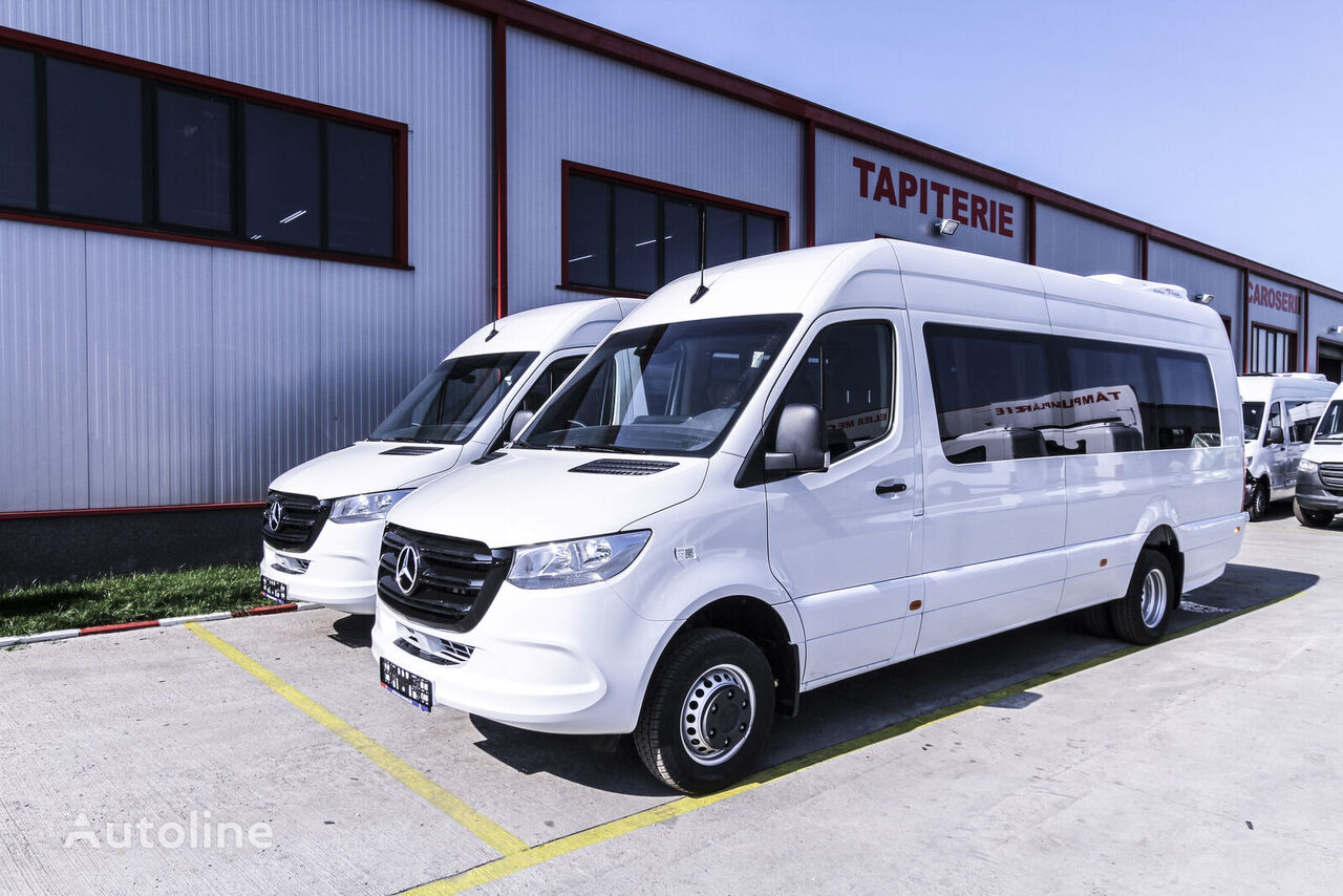 yeni MERCEDES-BENZ Idilis 519 19+1+1 * 5500kg * *COC* Ready for delivery yolcu minibüsü