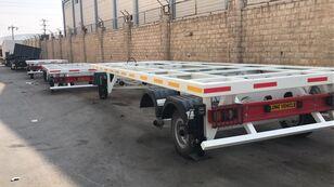 yeni AKYEL TREYLER مقطورة  2019 konteyner taşıyıcı römork