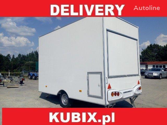 yeni NIEWIADOW H13362H, 360x203x230, catering/ food trailer mağaza römorku