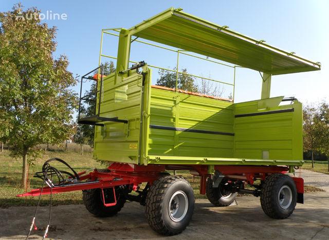yeni CONOW HW 180 Dreiseiten-Kipper V 9 römork damperli kamyon