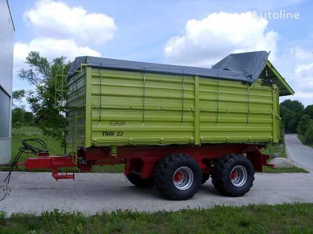 yeni CONOW TMK 22 Universal römork damperli kamyon