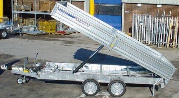 INDESPENSION TIP35126E römork damperli kamyon