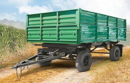 yeni KAMAZ SZAP-8582 römork damperli kamyon