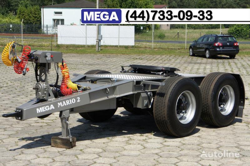 yeni MEGA 2015 SALE !!! 2 Achsen Dolly fur Kipper mit Hydraulik - BEREIT ! römork dolly