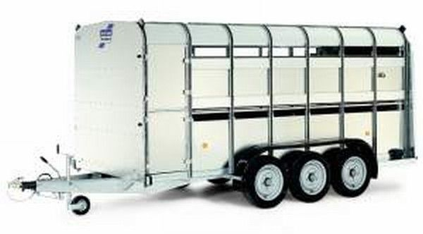IFOR Williams TA510T römork hayvan nakil aracı