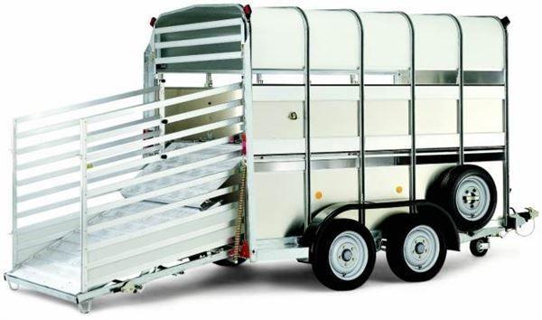 WILLIAMS TA510 römork hayvan nakil aracı
