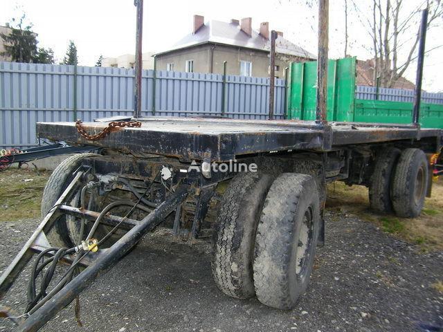 PV 1612 römork kereste kamyonu