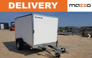 yeni Brenderup Cargo 7260 B + double rear door römork panelvan