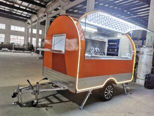 yeni ERZODA Catering Trailer | Food Truck | Concession trailer | Food Traile römork panelvan