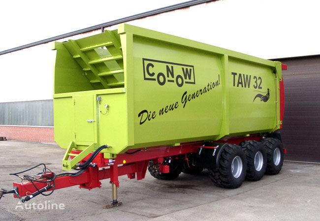 yeni CONOW TAW 32 römork tohum taşımak için