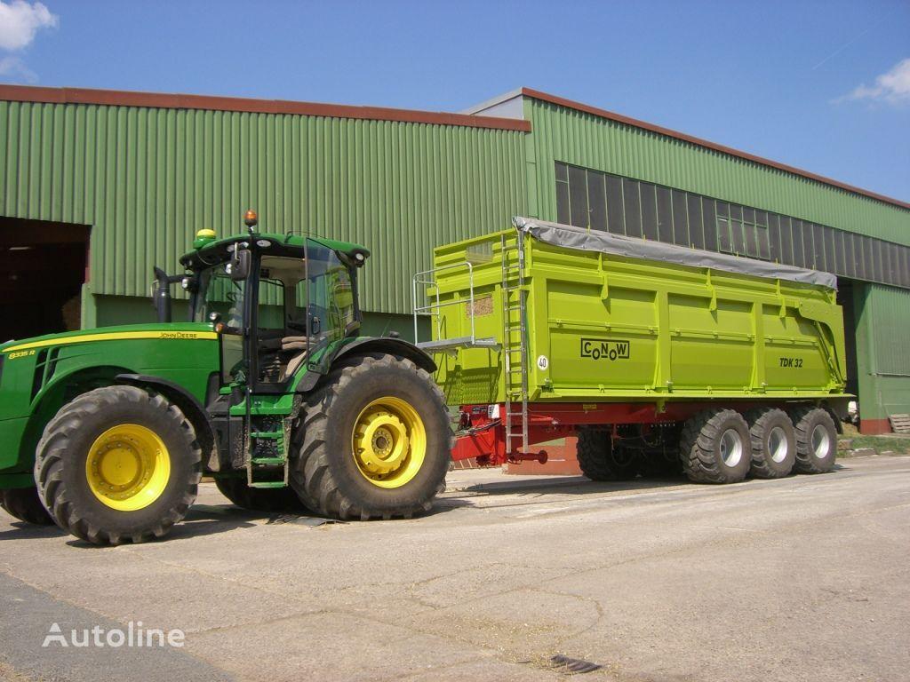 yeni CONOW TDK 32 römork tohum taşımak için