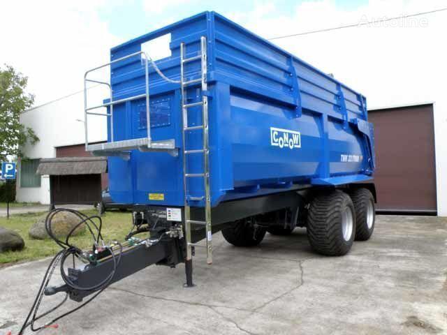 yeni CONOW TMK 22 /7000 römork tohum taşımak için