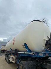 FELDBINDER 48 silo tankeri römork