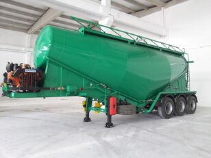 yeni NEW VERTRA CEMENT BULKER SEMI TRAILER FROM FACTORY silo tankeri römork