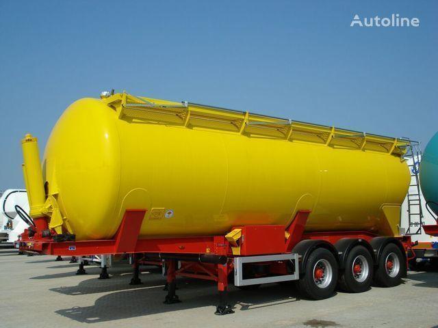 yeni FELDBINDER KIP 45 silo tankeri