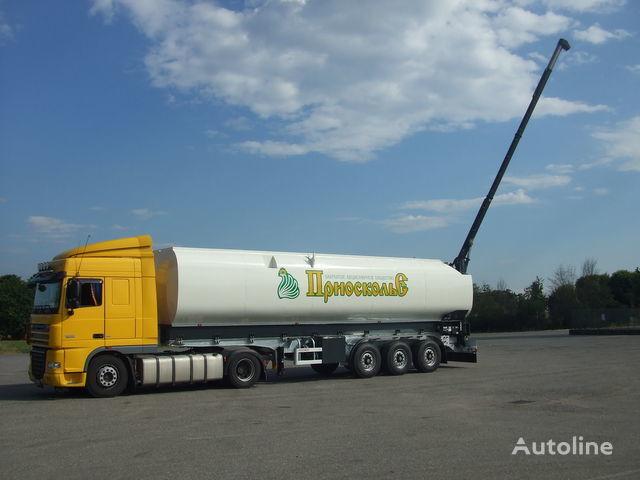 yeni PEZZAIOLI SCT63N silo tankeri