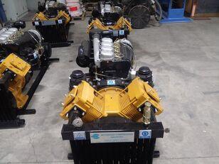 GEWOLF 2 Head Air Compressor for Cement Tanker tanker çimento kamyonu