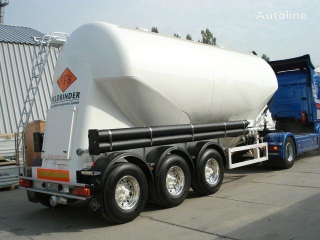 yeni FELDBINDER tanker çimento kamyonu