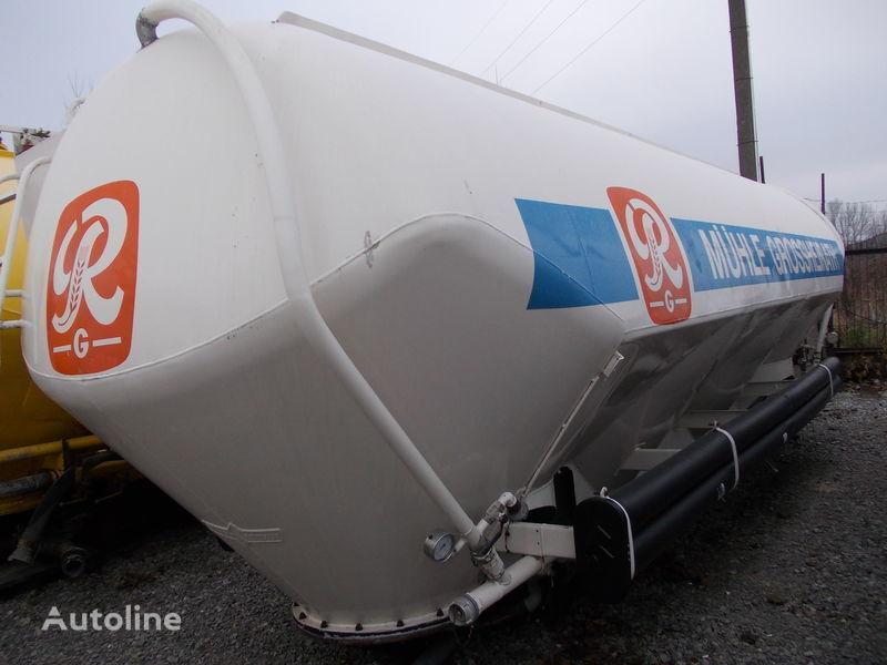 SPITZER SILOS DO MĄKOWOZU !!! tanker çimento kamyonu