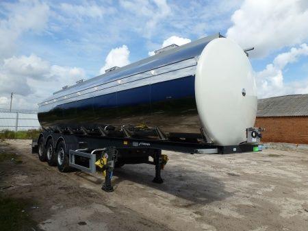 yeni SANTI-MENCI polupricep-cisterna SANTI-MENCI tanker