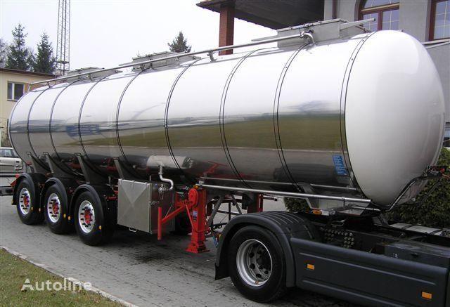 SCHRADER 31500l 5950kg !!! tanker