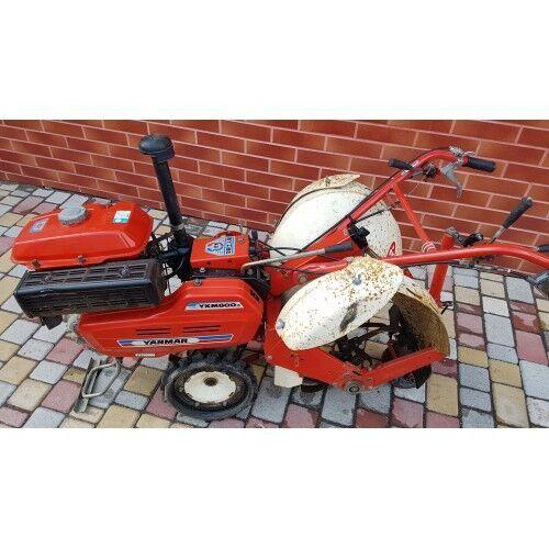 YANMAR YKM800 el traktörü