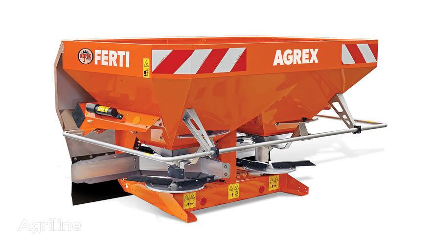 yeni AGREX FERTI-S gübre serpme makinesi