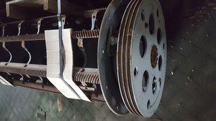 CLAAS Lexion 580 hububat hasat makinesi