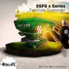 yeni SOLMAX STEEL SSSF x900  monte gübre serpme makinesi
