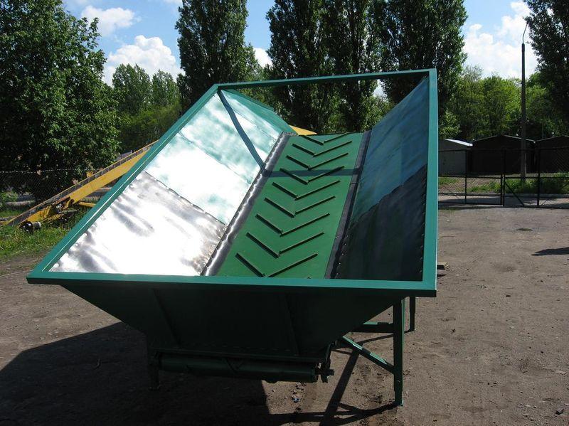 yeni GRIMME Serisi Bunker