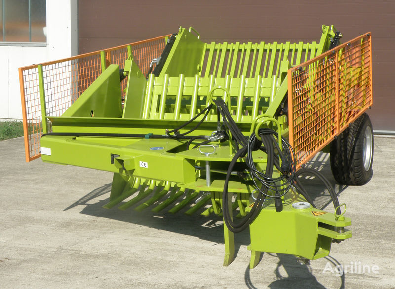 yeni CONOW Gabelsteinsammler 1400 Taş toplama makinası