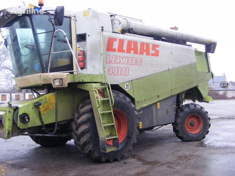 CLAAS LEXION 480 biçerdöver