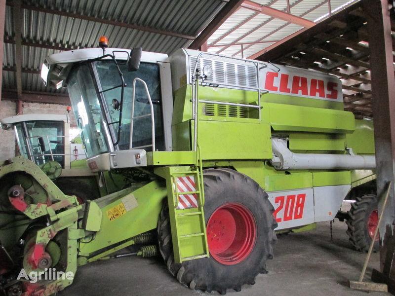 CLAAS Rozborka Mega 208 biçerdöver