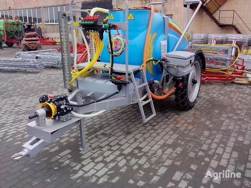 yeni MAKSUS 2000 KAS ruchne rozkladannya çekilir pülverizatörleri