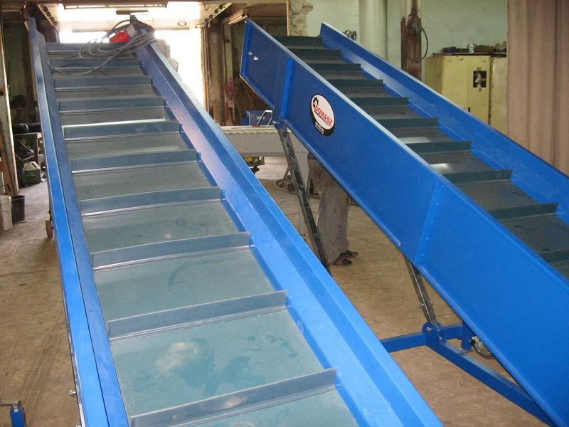 transporter (konveyer) eleme tesisi